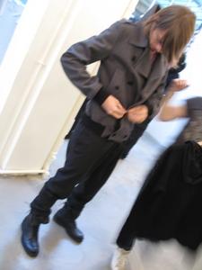 クリスヴァンアッシュ2009-10AW