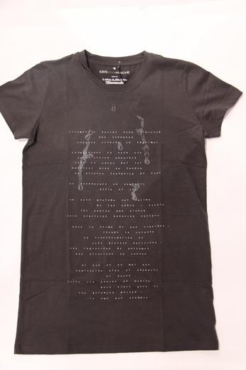 misericordiaとKRIS VAN ASSCHEのコラボTシャツ