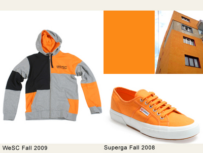 2010ss mens trend color